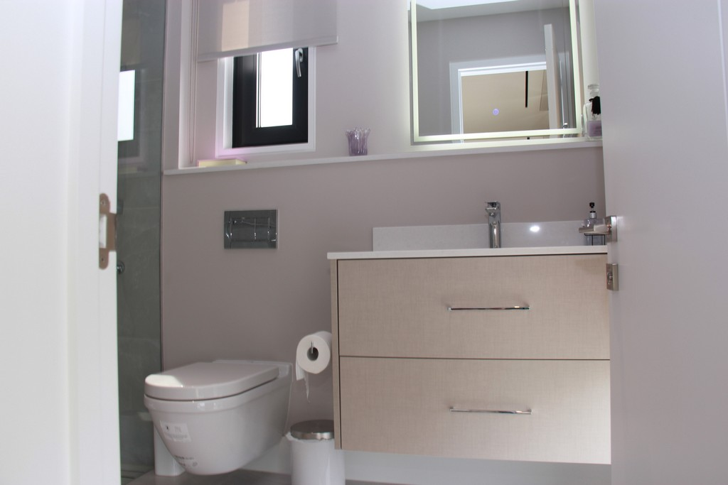 ventilation for bathroom