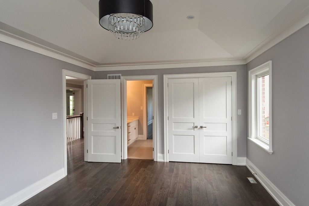 walls and columns for basement renovation